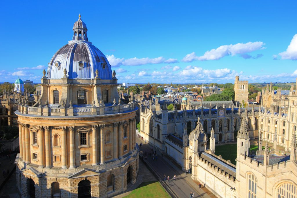 Oxford & Cambridge University Applications